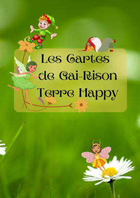 Carte de Gai-Rison licorne