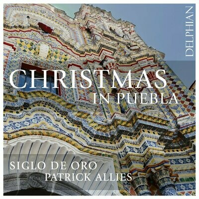 CD: Christmas in Puebla
