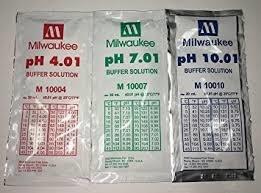 Milwaukee pH Calibrating Fluids