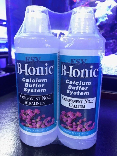 ESV BIONIC CALCIUM BUFFERING SYSTEM