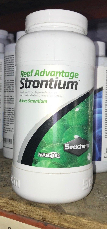 Seachem Reef Strontium
