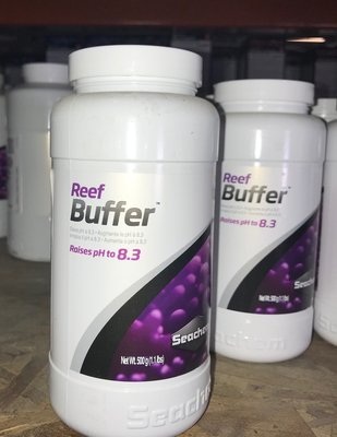 Seachem Laboratories Reef Buffer