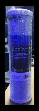 "Coralife Pure Flo II Reverse Osmosis Micron Pre-Filter Cartridge, 10"" L X 1.6"" W X 1"" H"