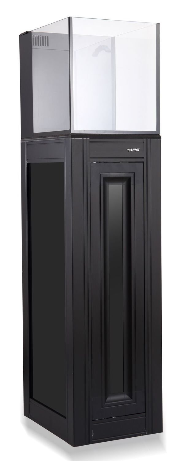 Innovative Marine  10 gallon  APS Stand with door-Wood Finish or Black Finish ( IN STORE PURCHASE OR PICKUP ONLY )