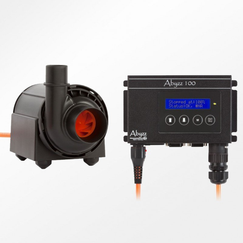 Abyzz A100 1,880GPH Controllable DC Pump
