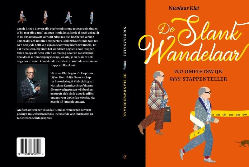 De slankwandelaar | Nicolaas Klei (gesigneerd exemplaar!)