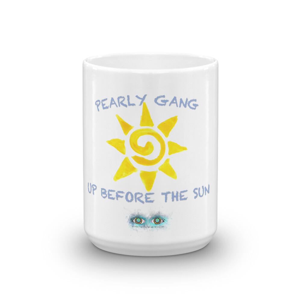 Pearly (Up Early) Gang Morning Mug