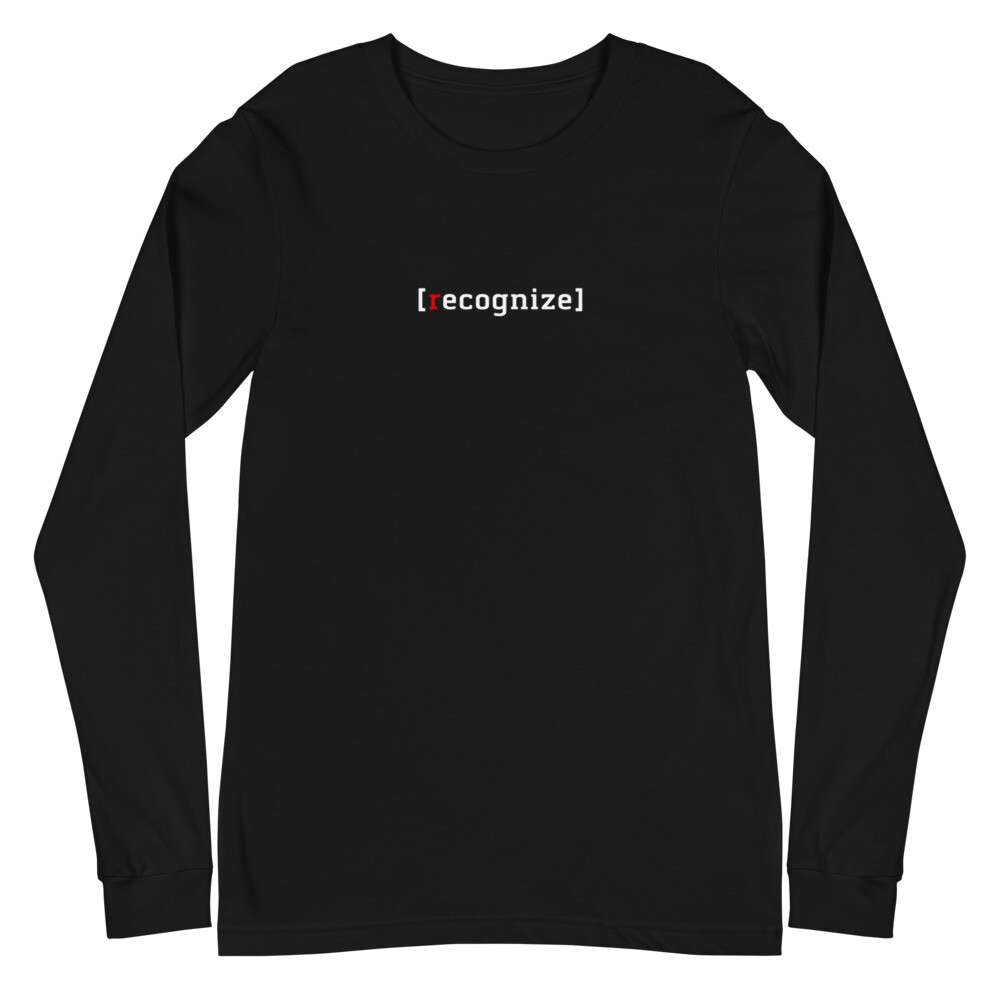 [recognize] extended sleeves