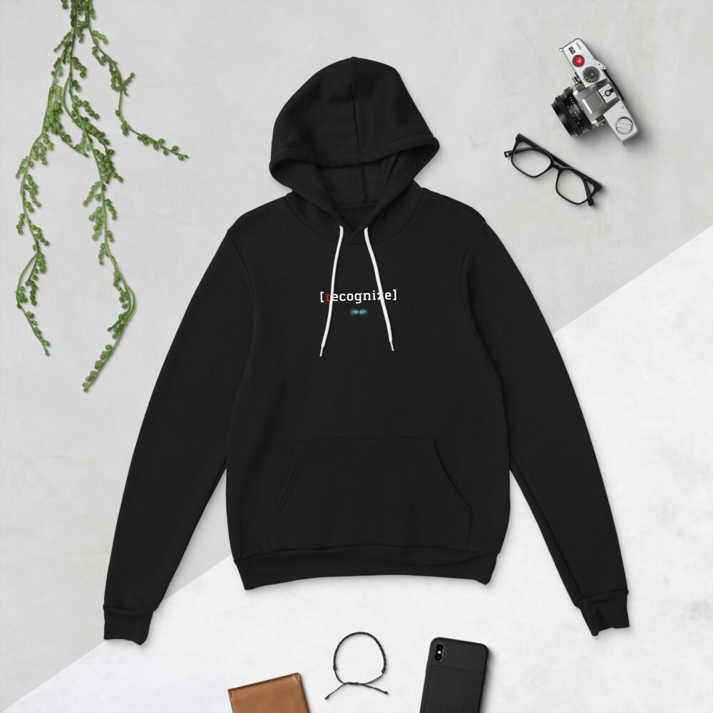 [R]ecognize Unisex hoodie