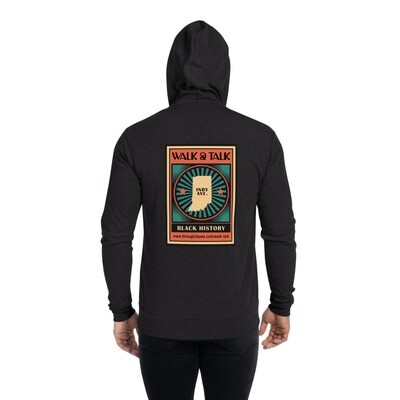 The Walk and Talk Zip Up