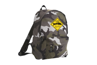 Carpcrossing Classic Camo Backpack