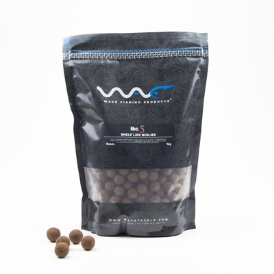 Big 5 Shelf Life Boilies 1kg