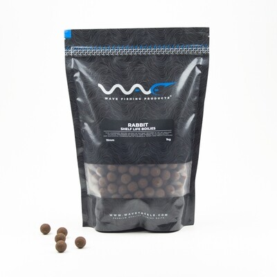 Rabbit Shelf Life Boilies 1kg