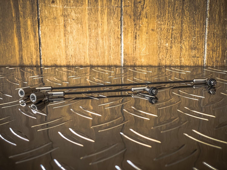 Swinger arms for custom bobbins 17 cm