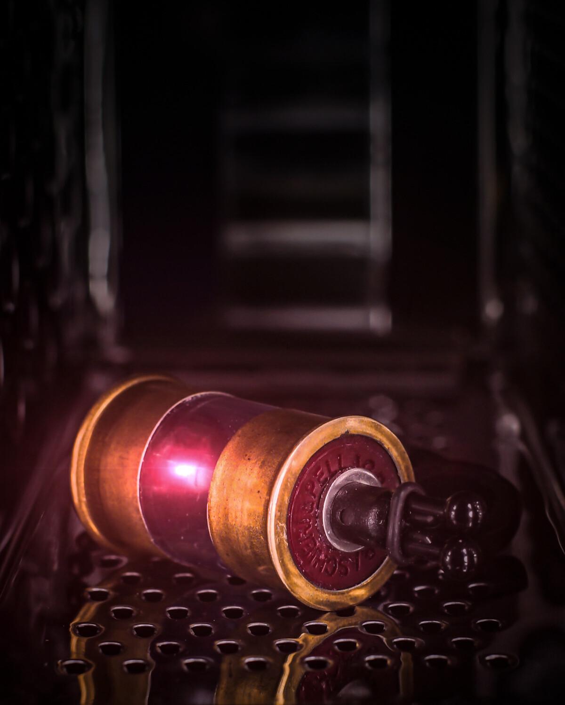 Red Litez Shotgun Shell Carp Bobbins