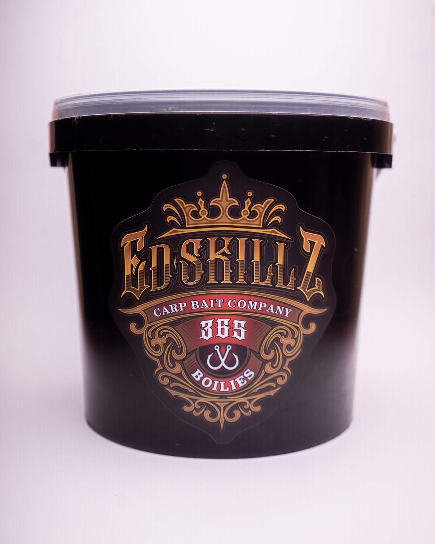 365 Boilies 5 kg Bucket