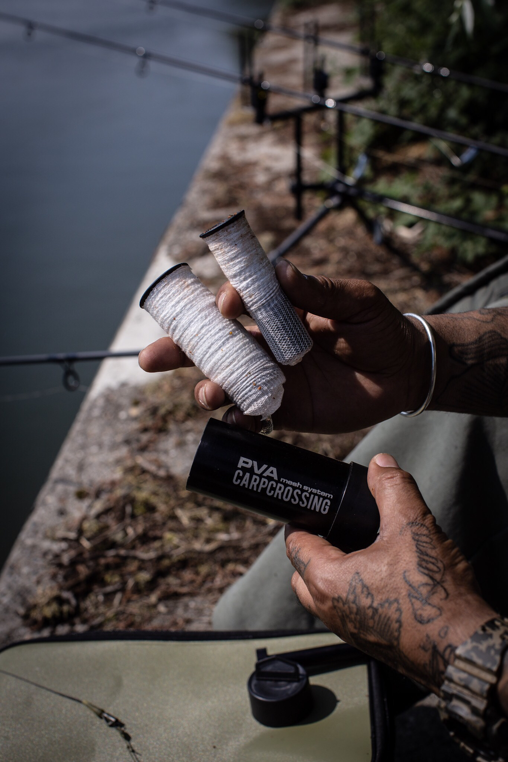CARPCROSSING PVA MESH SYSTEM 25/35mm