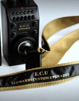 E.C.U. Keycord Edward Custom Upgrades Bite Alarm