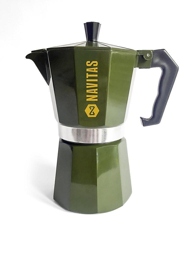 Navitas Coffee Maker 6-cup Stovetop