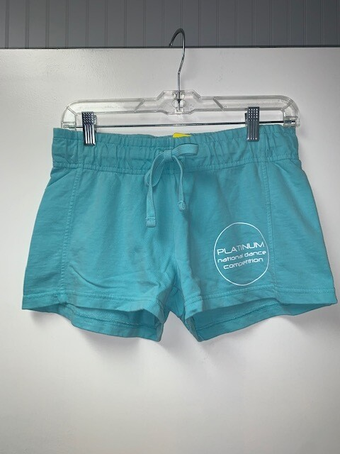 French Terry Shorts Mint