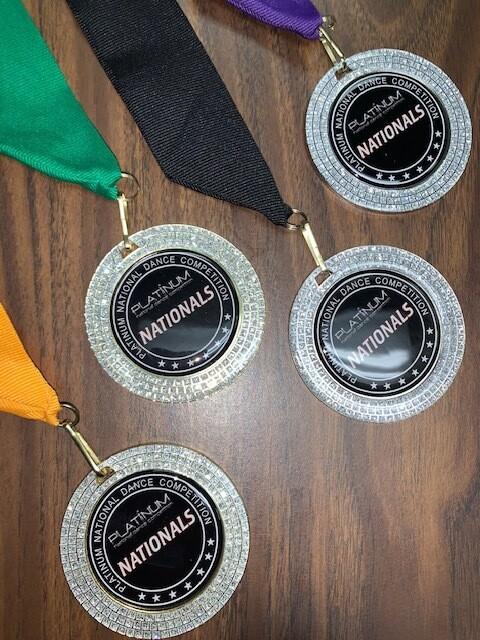 Nationals Medals
