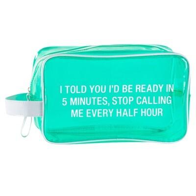 Stop Calling Bag
