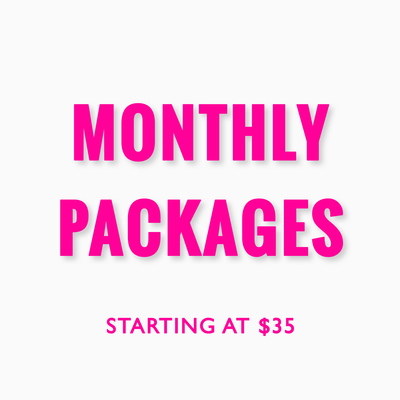 MONTHLY PACKAGES