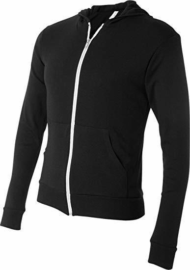 I Owe God Unisex zip hoodie