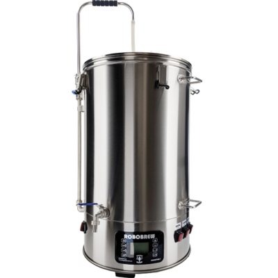 BrewZilla V3.1 All Grain Brewing System With Pump - 65L/17.1G (220V)