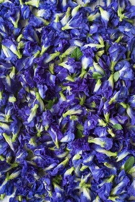 Dried Butterfly Pea Flower (0.5 Oz.)