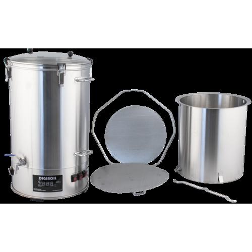 DigiMash Electric Brewing System - 65L/17.1G (220V)