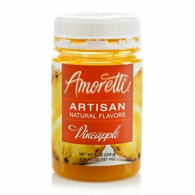 Amoretti Natural Pineapple Artisan Flavor (8 oz)