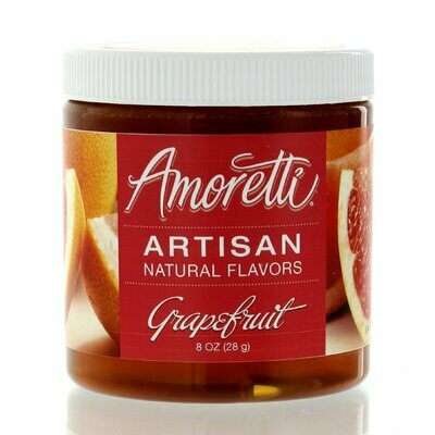 Amoretti Natural Grapefruit Artisan Flavor (8 oz)