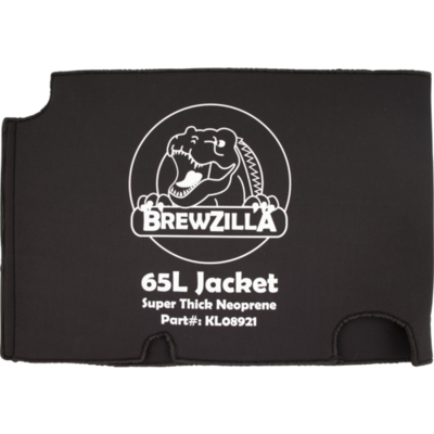 RoboJacket - Neoprene Jacket for 65L BrewZilla/DigiBoil