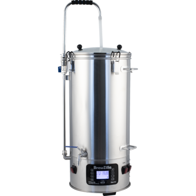 BrewZilla V3.1 All Grain Brewing System With Pump - 35L/9.25G (110V)