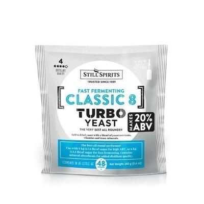 Still Spirits Turbo Yeast Classic 48 (48 hour)
