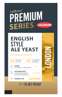 LalBrew London English-Style Ale Yeast