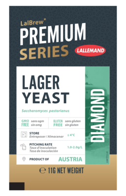 LalBrew Diamond Lager Yeast