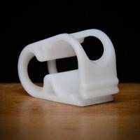 """Plastic Tubing Clamp (3/8"""")"""