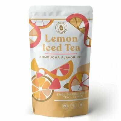 Lemon Iced Tea Kombucha Flavor Kit