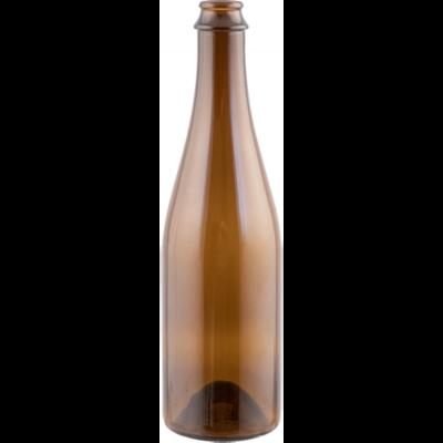 500 mL (16.9 oz) Belgian Beer Bottles (Case of 12)