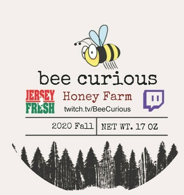 Bee Curious Bulk Wildflower Honey (Local Pickup Only)