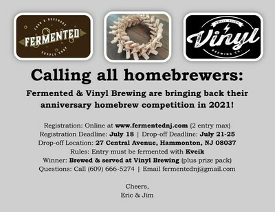 4th Anniversary Homebrew Competition