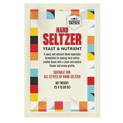 Mangrove Jack's Hard Seltzer Yeast & Nutrient (25g)