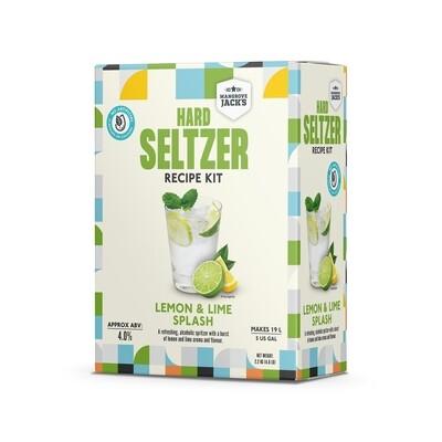 Mangrove Jack's Hard Seltzer Kit: Lemon & Lime Splash