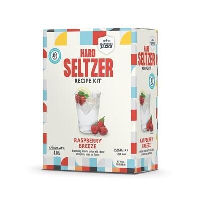 Mangrove Jack's Hard Seltzer Kit: Raspberry Breeze
