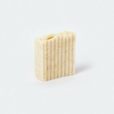 Goat Milk Soap (Honey & Oats)