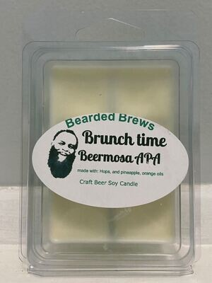 Brunch Time Beermosa APA Soy Craft Beer Wax Melts