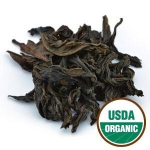 Da Hong Pao Oolong O.P. Tea Organic (2 oz)