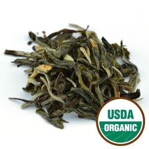 Pu'erh White Tea Organic (2 oz)